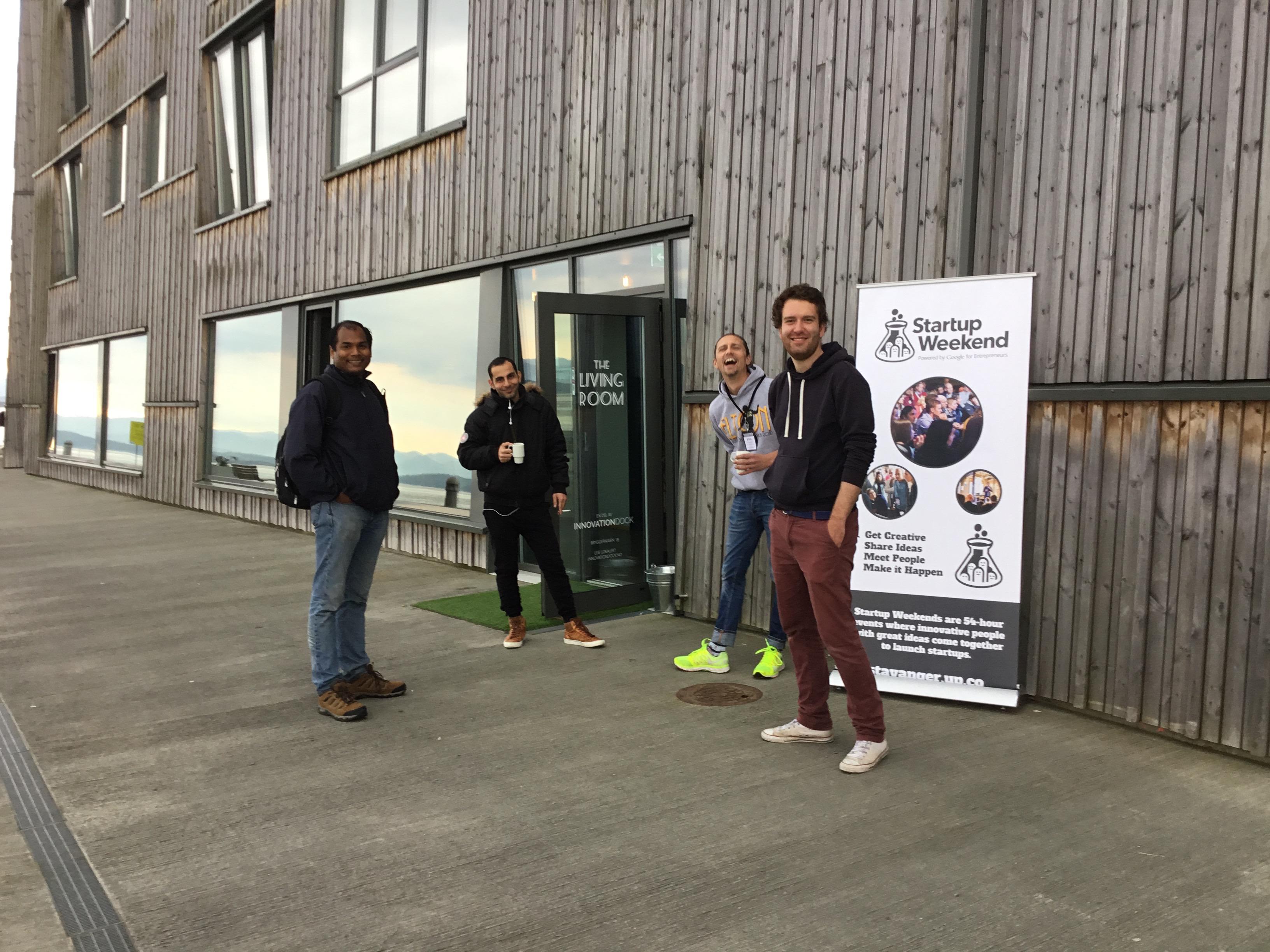 Startup Weekend Stavanger