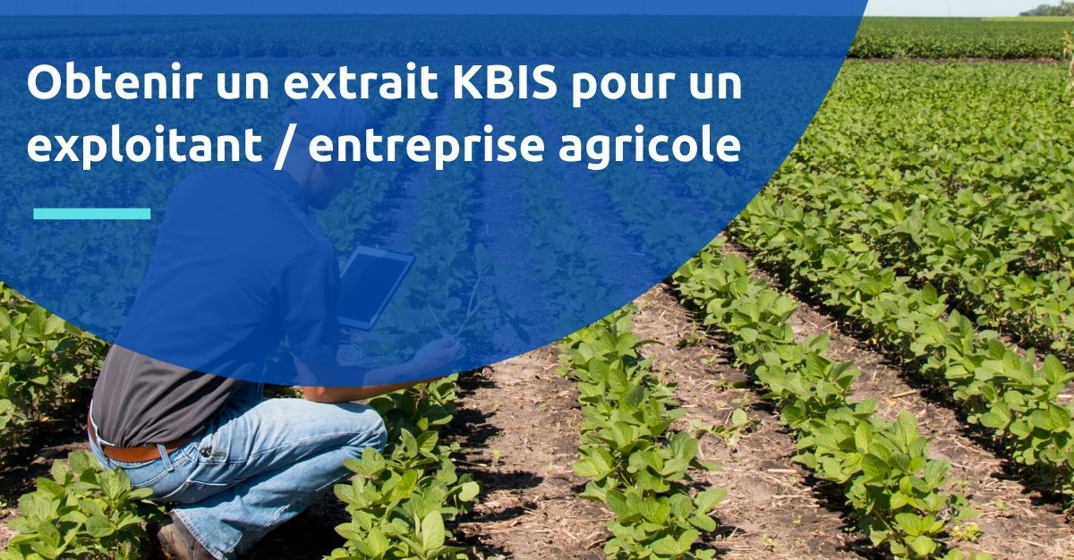 kbis agricole