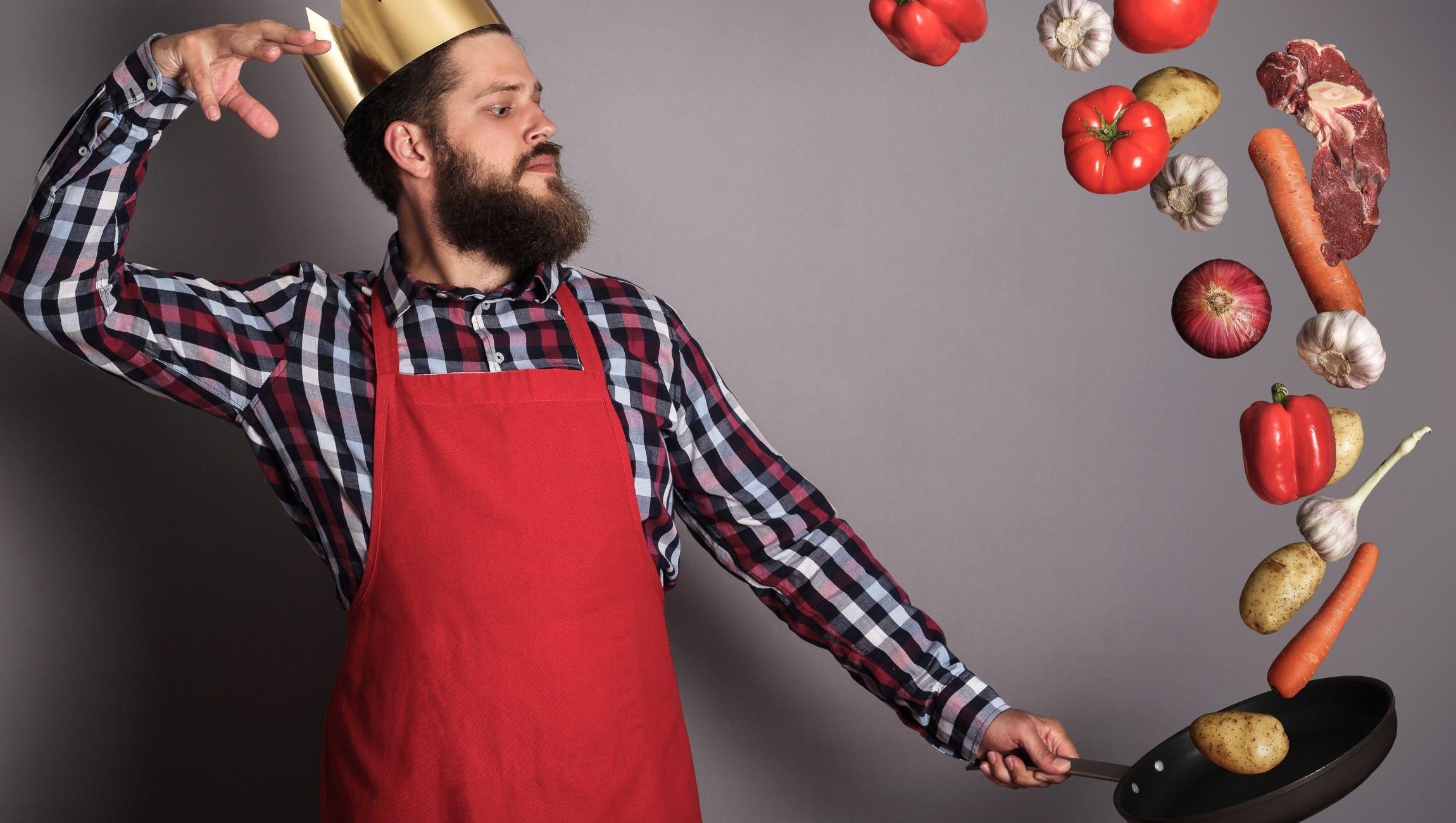 Devenir cuisinier / cuisine a domicile auto entrepreneur