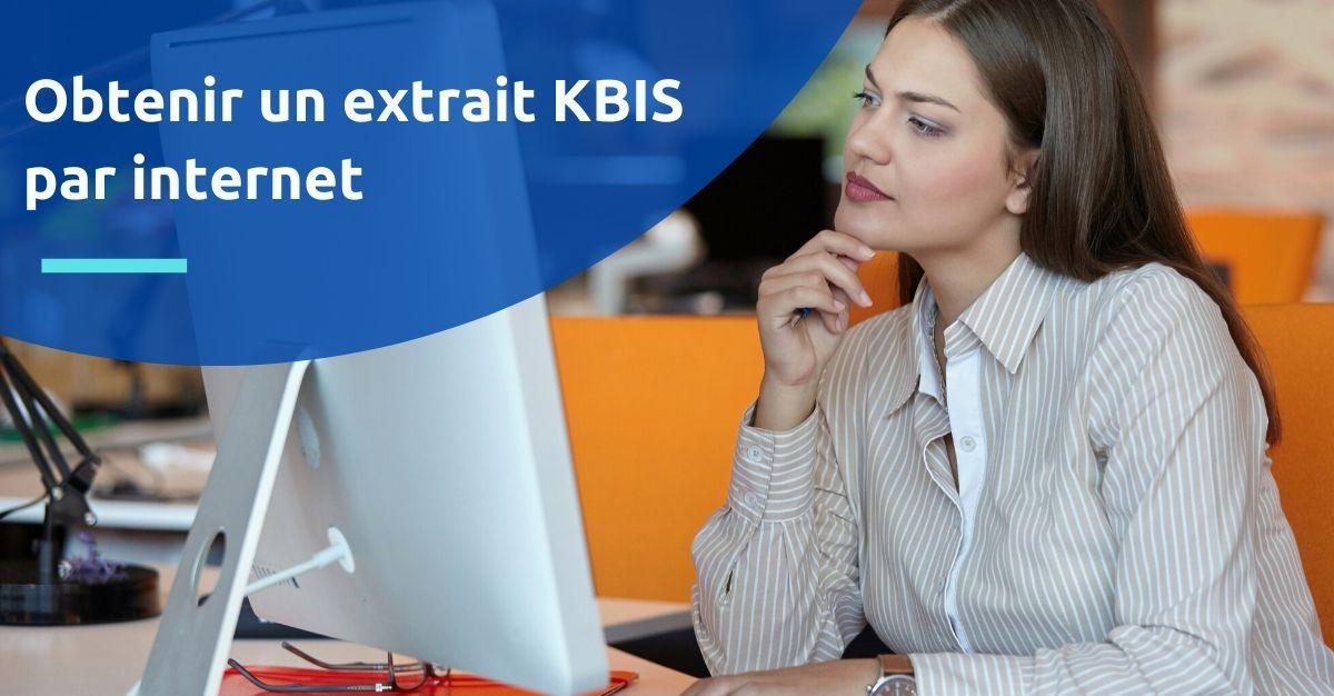 demande d'extrait kbis