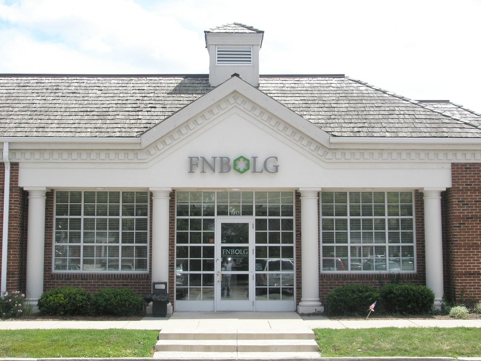 FNBOLG Exterior Sign