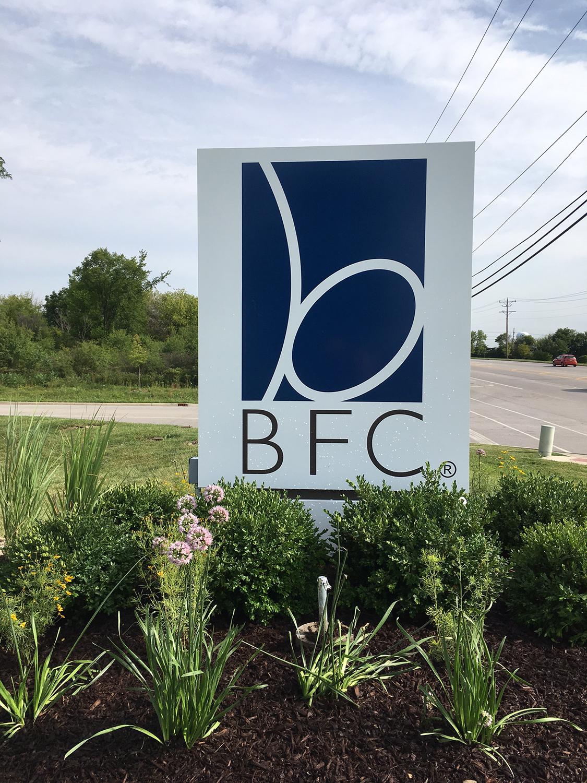 BFC Exterior Sign