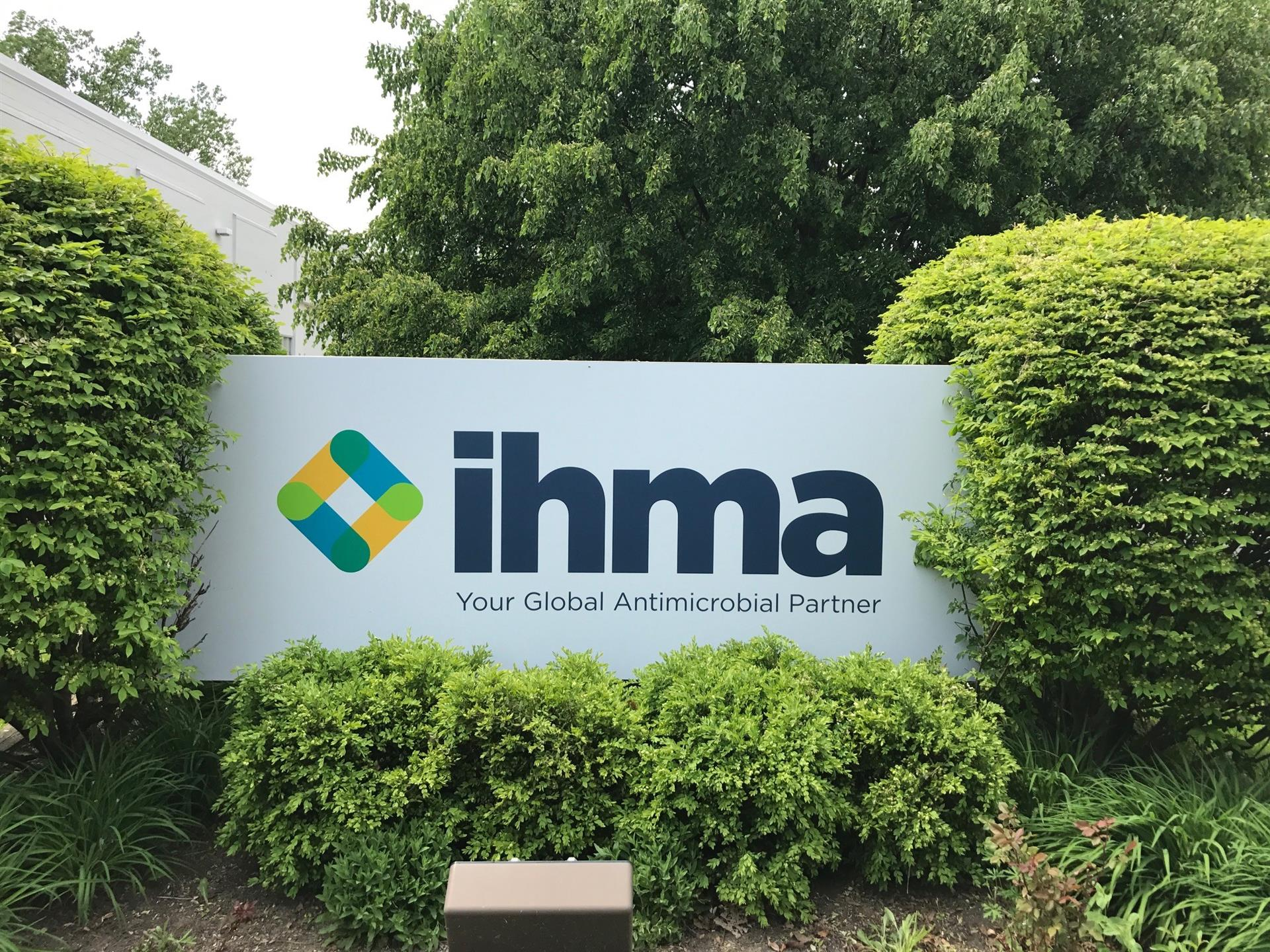 IHMA Monument Sign