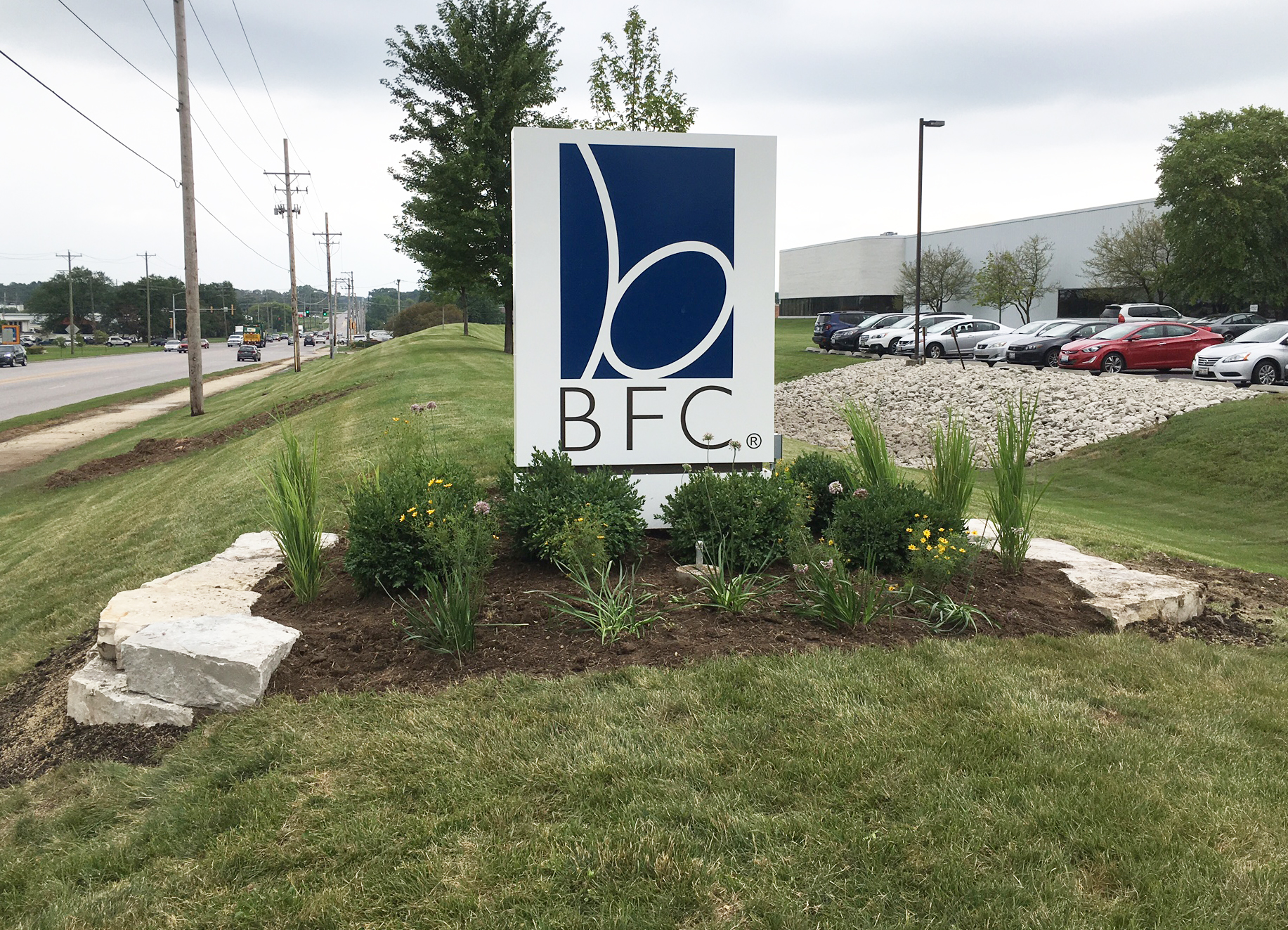 BFC Monument Sign