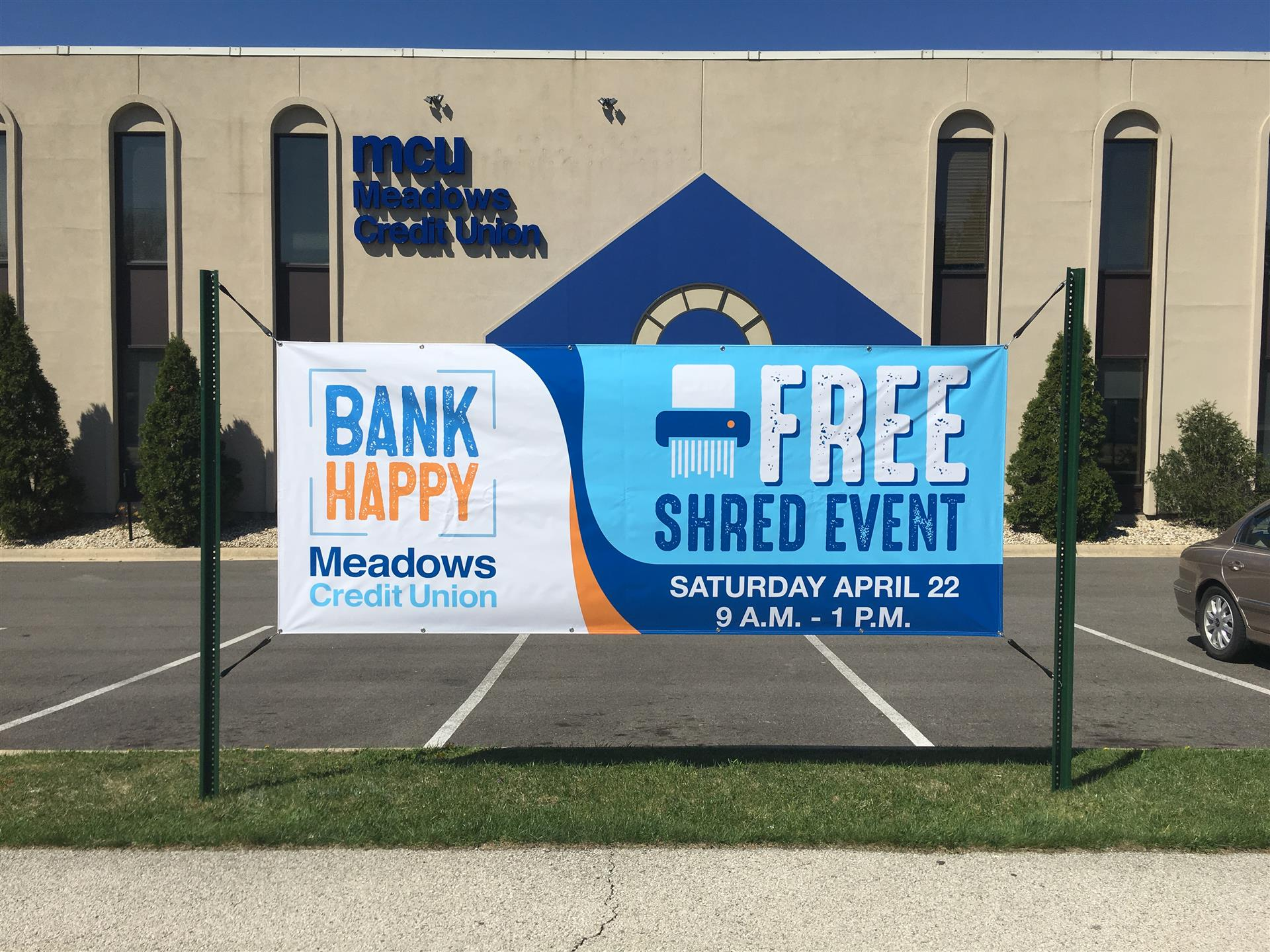 Meadows Credit Union Banner