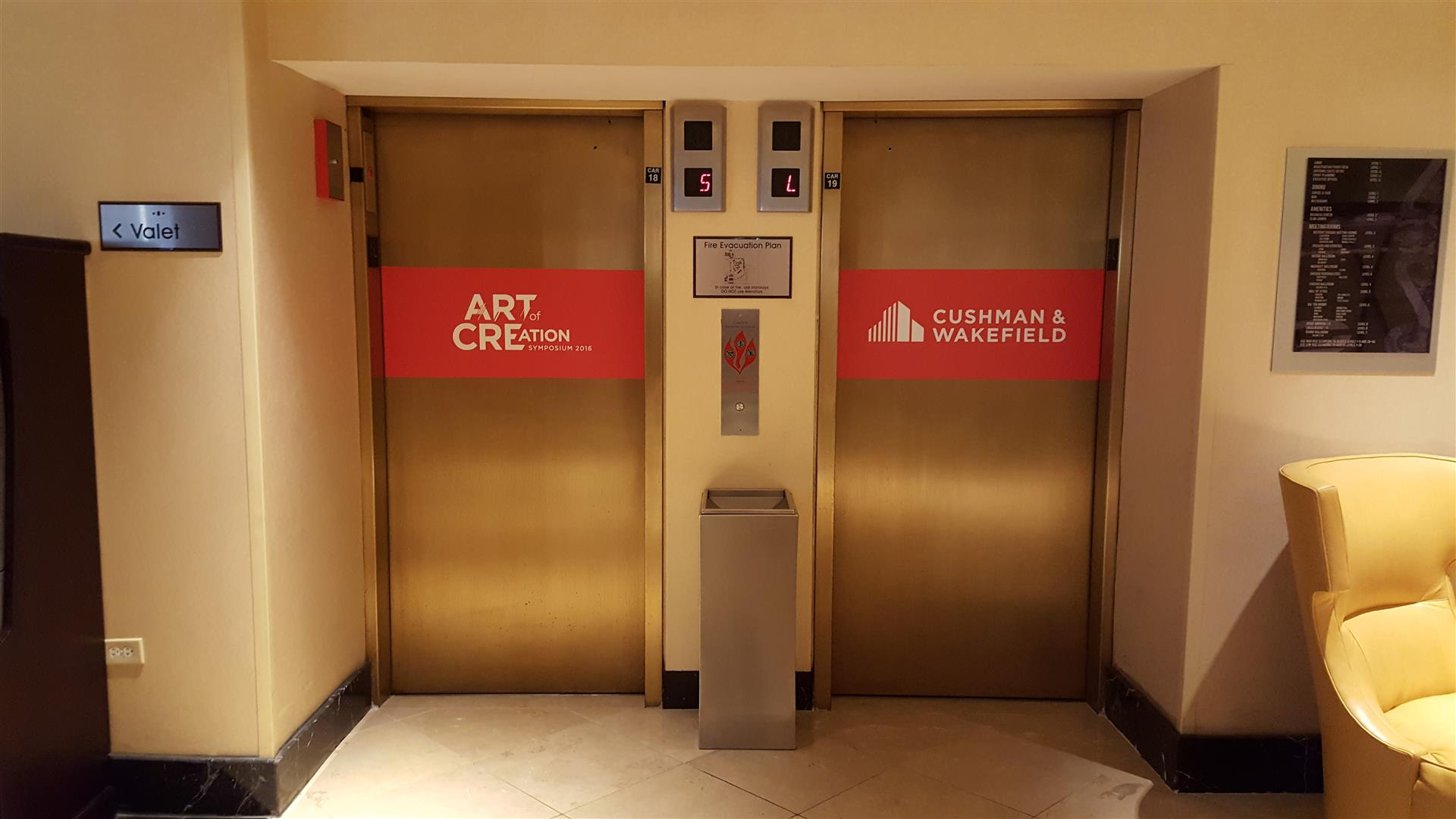 Art of Creation Elevator Wrap