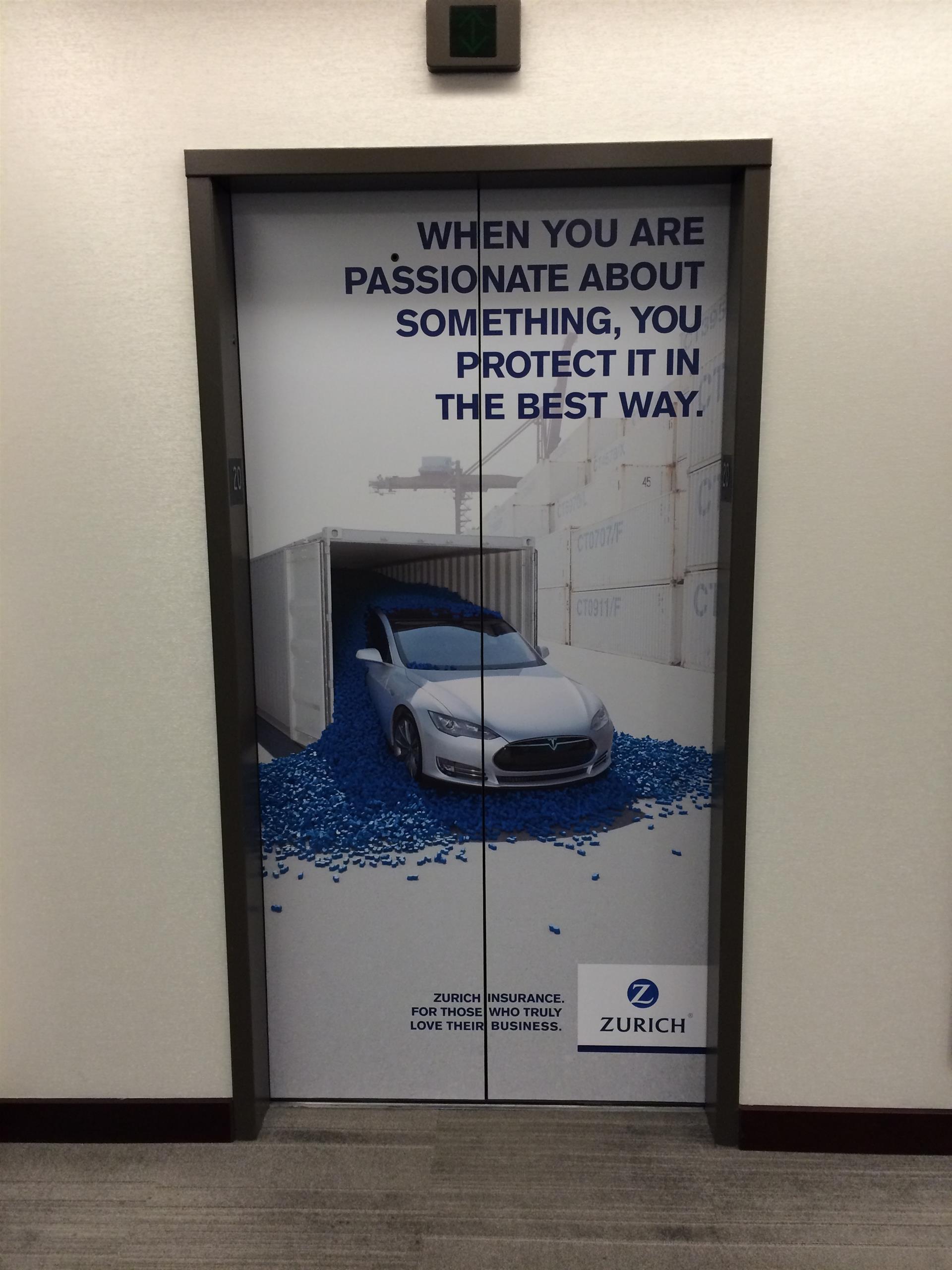 ZNA Elevator Wrap