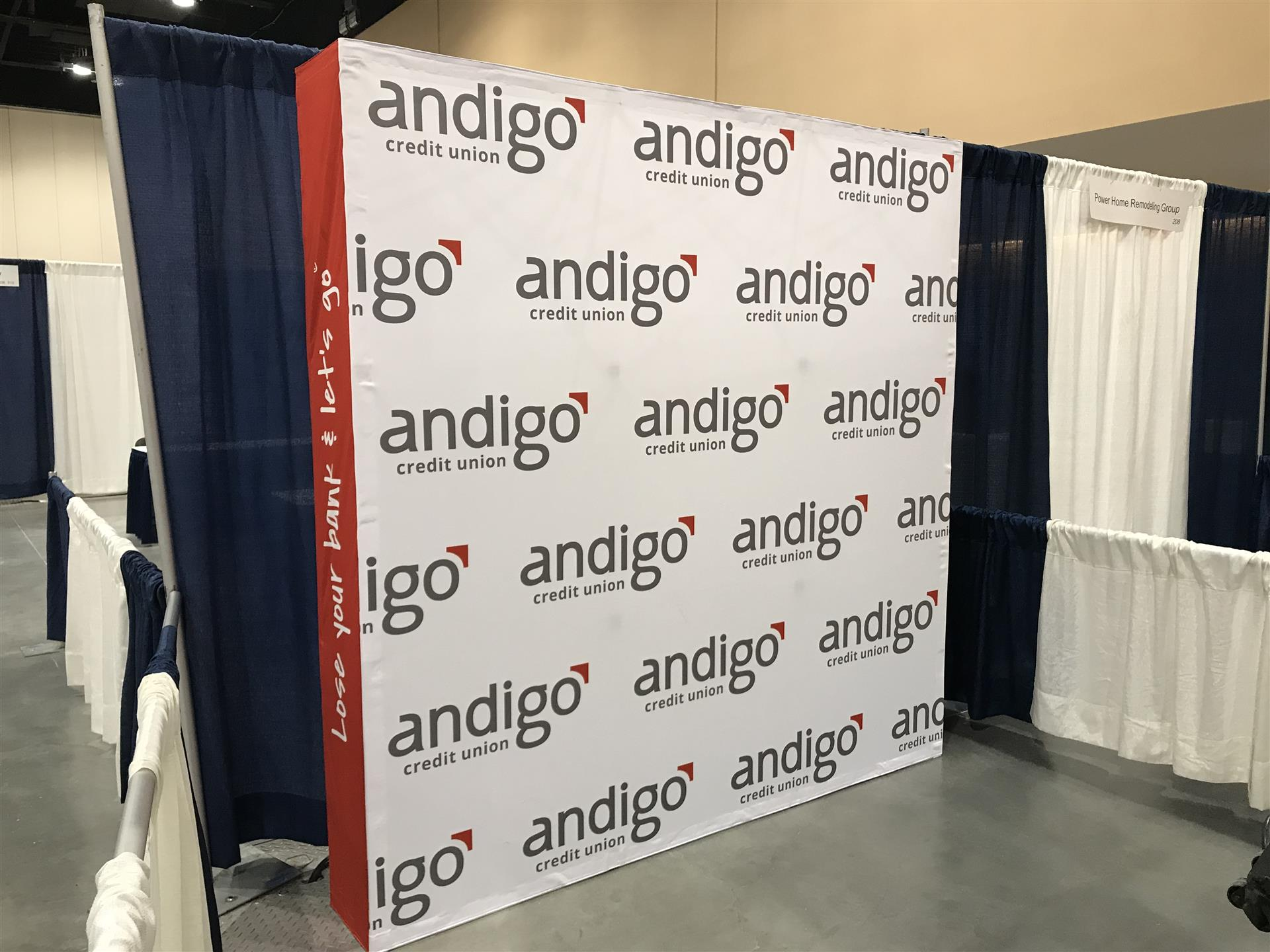 Andigo Trade Show Display