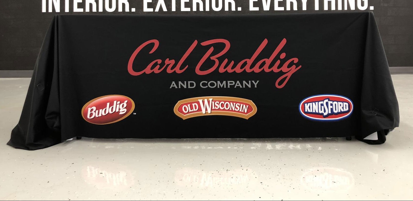 Carl Buddig and Company Banner