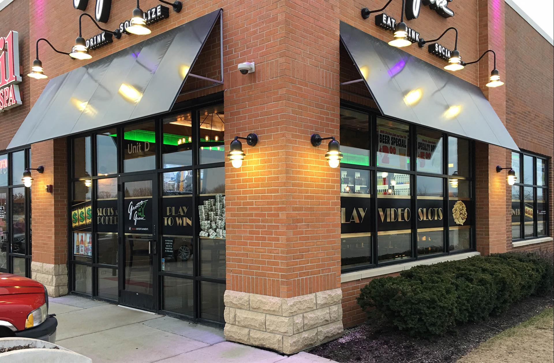 Restaurant Storefront Graphics