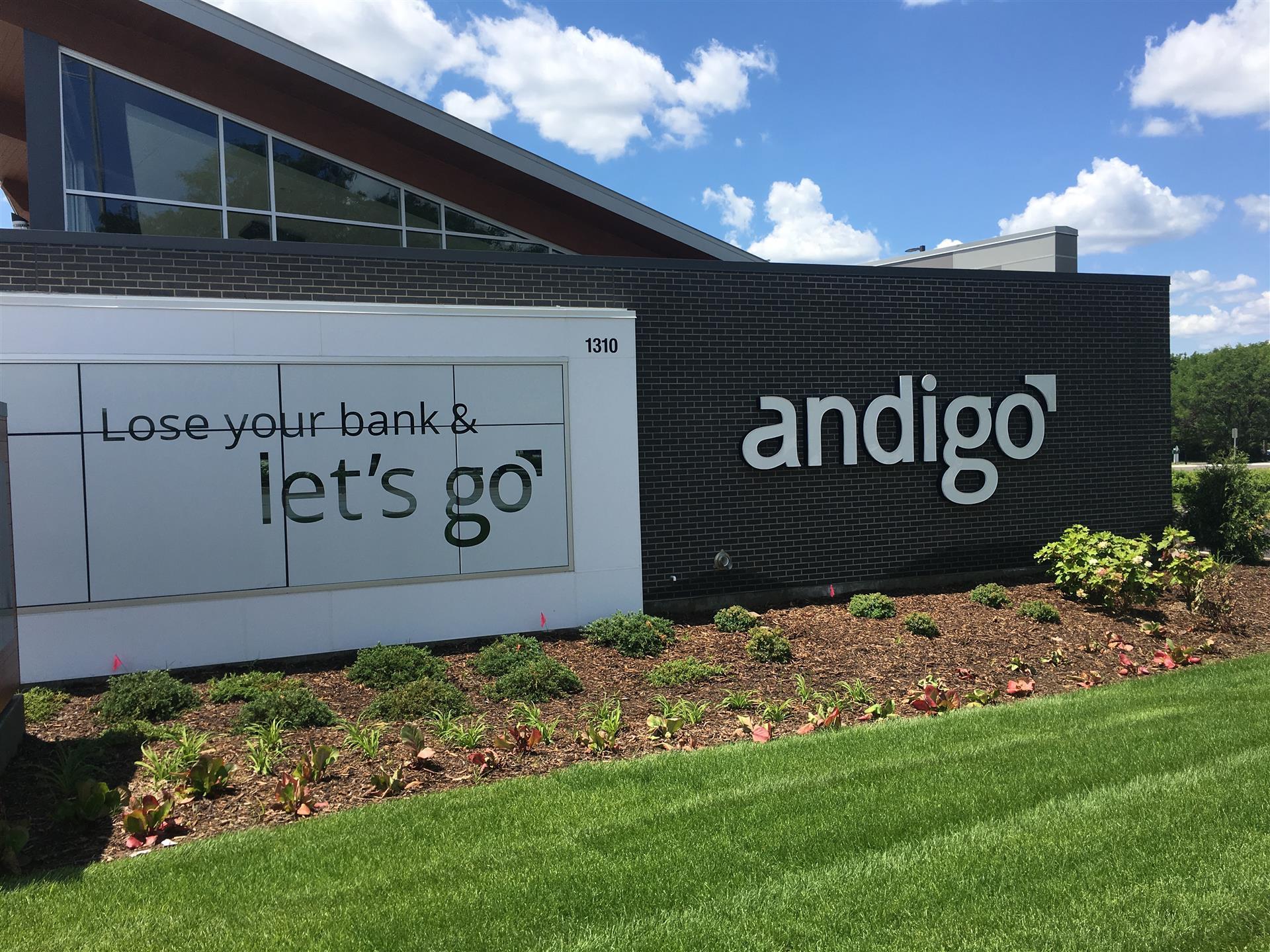 Andigo Storefront Graphic