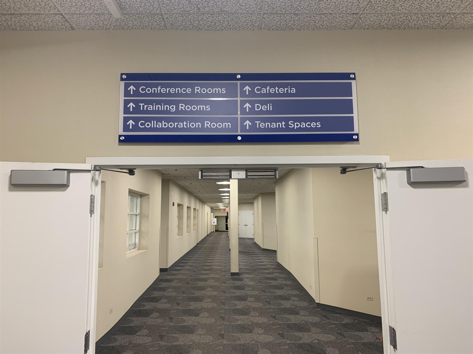 What are Wayfinding and ADA Signage?