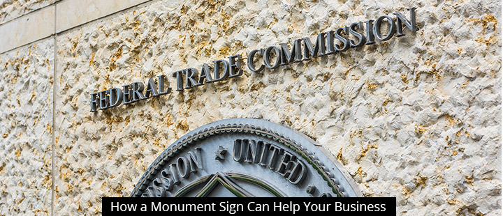 How a Monument Sign Can Help Your Business