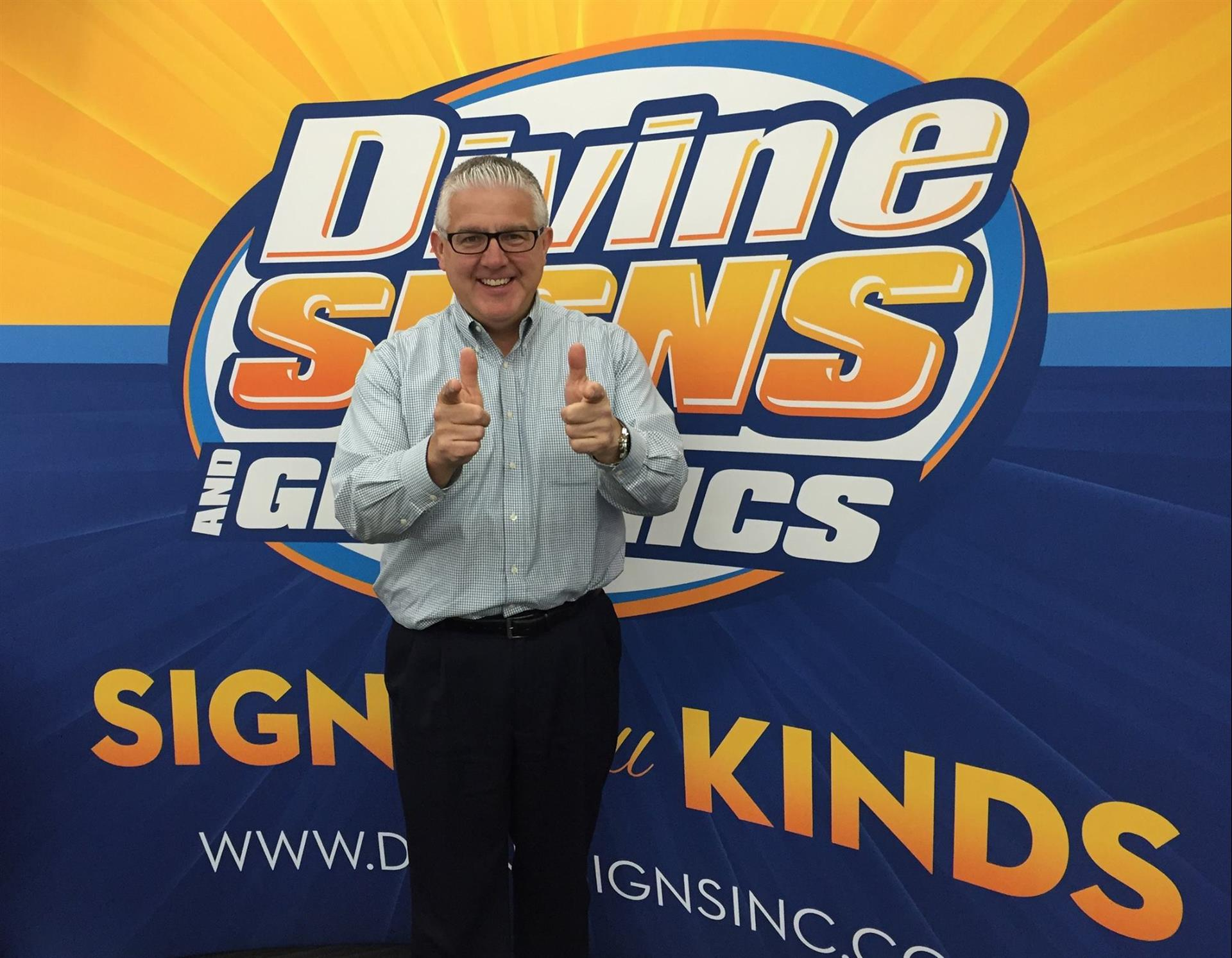 Meet the President of Divine Signs