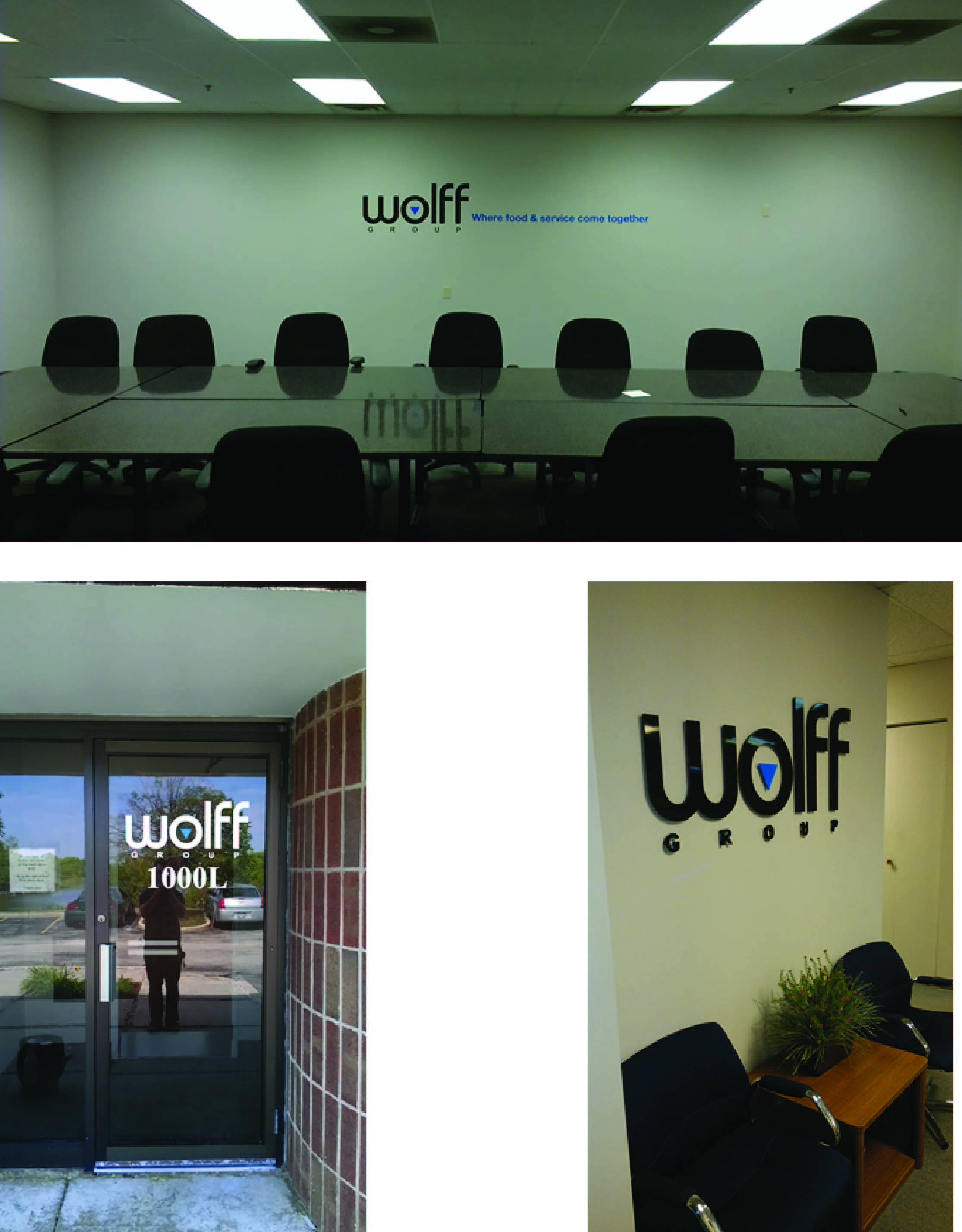 New Signs for Wolff Group