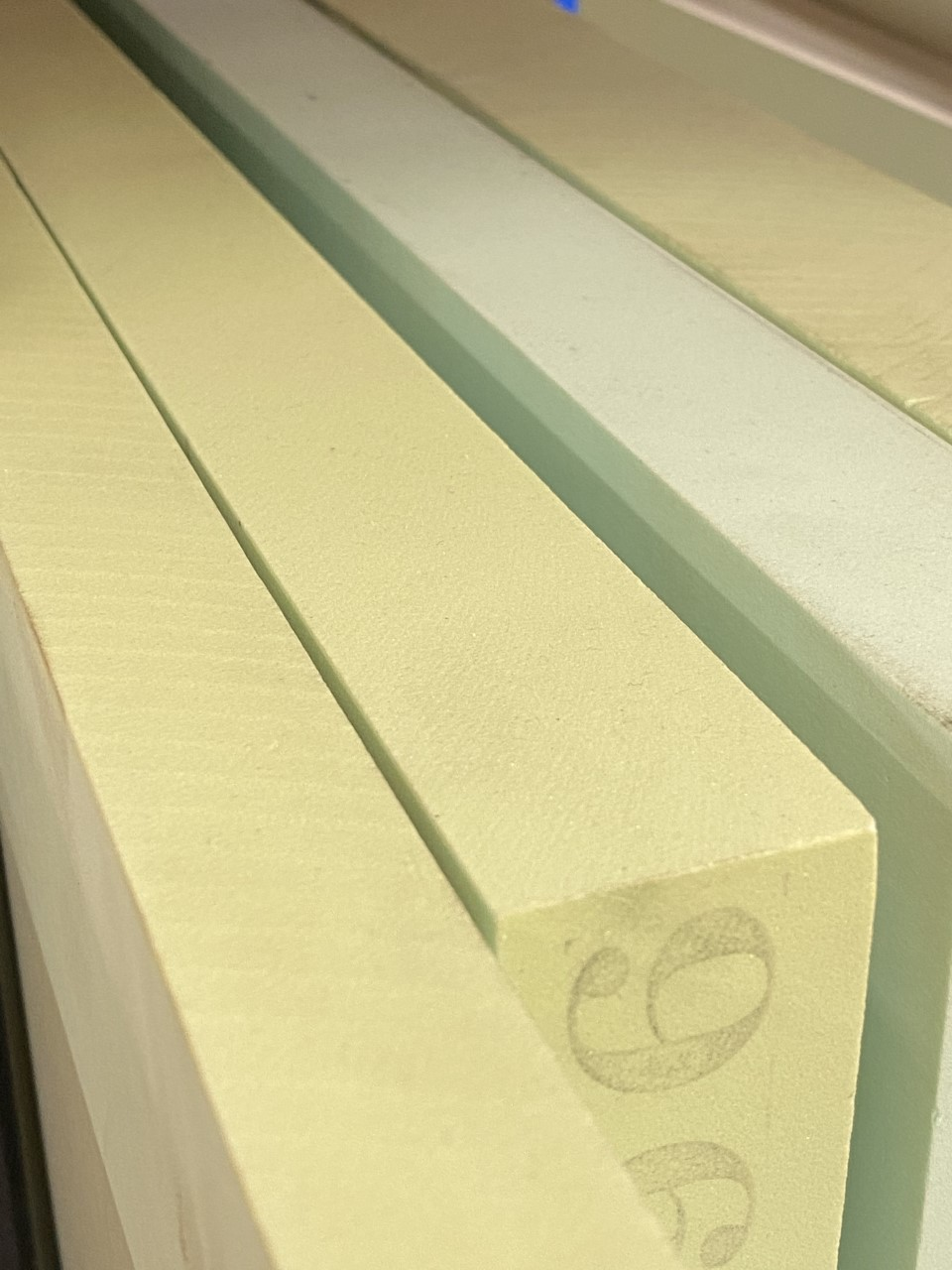High-Density Urethane Foam (HDU) Sign Material