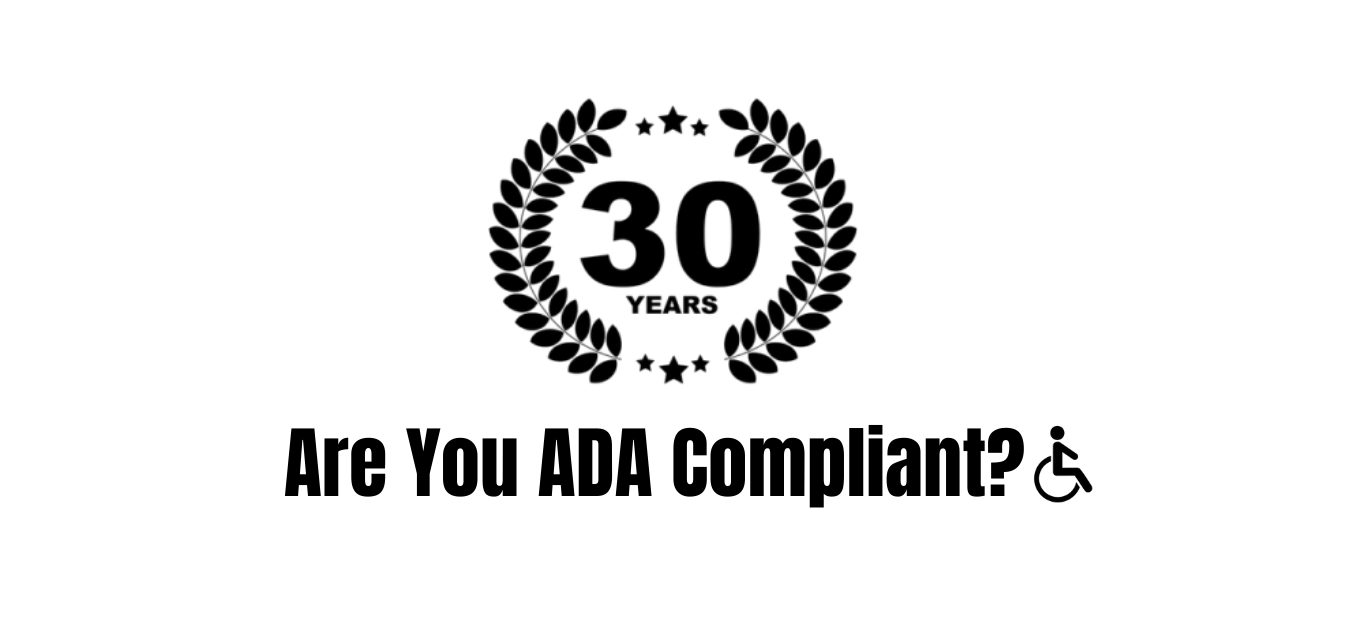 The ADA Celebrates 30 Years