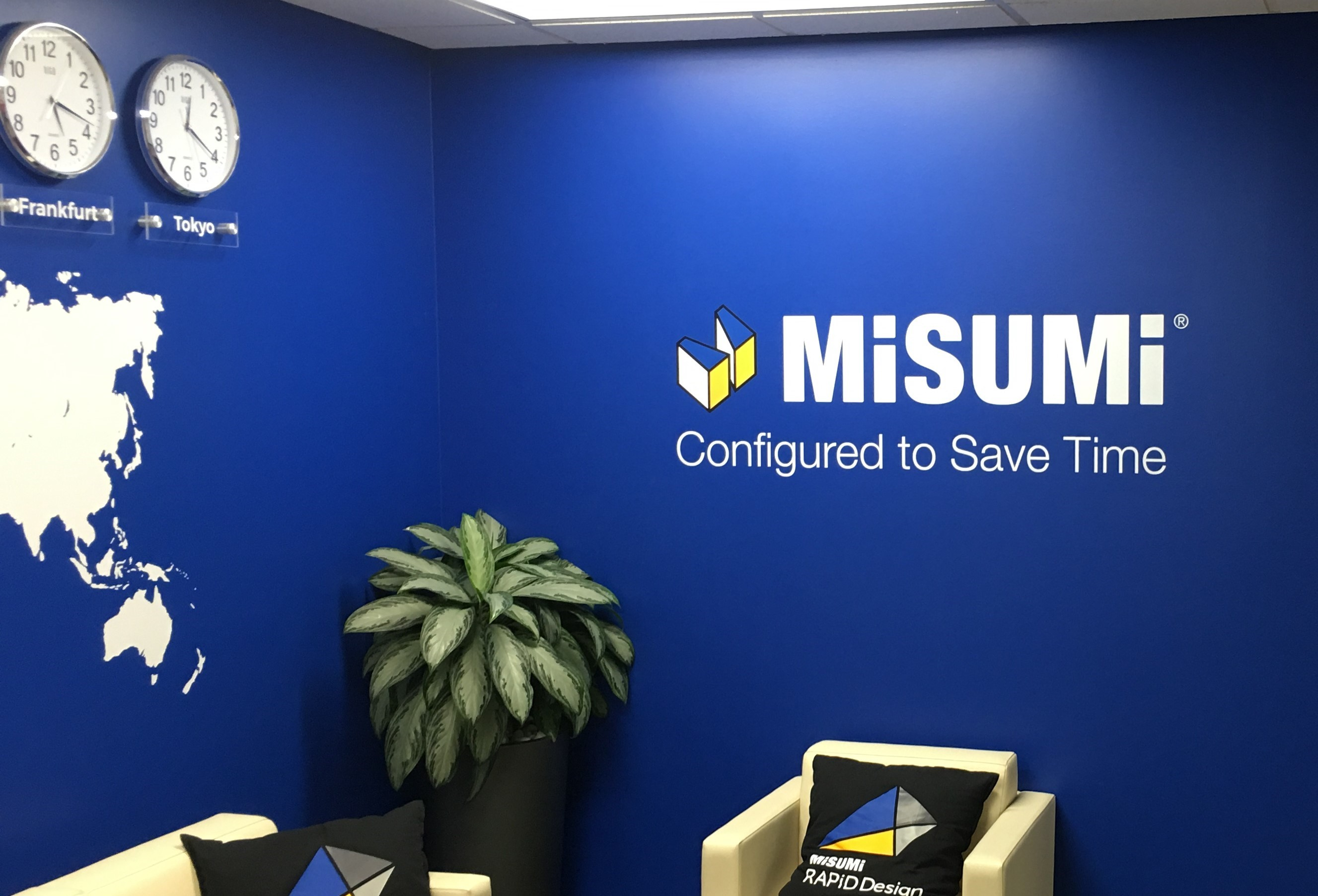 MiSUMi Wall Sign