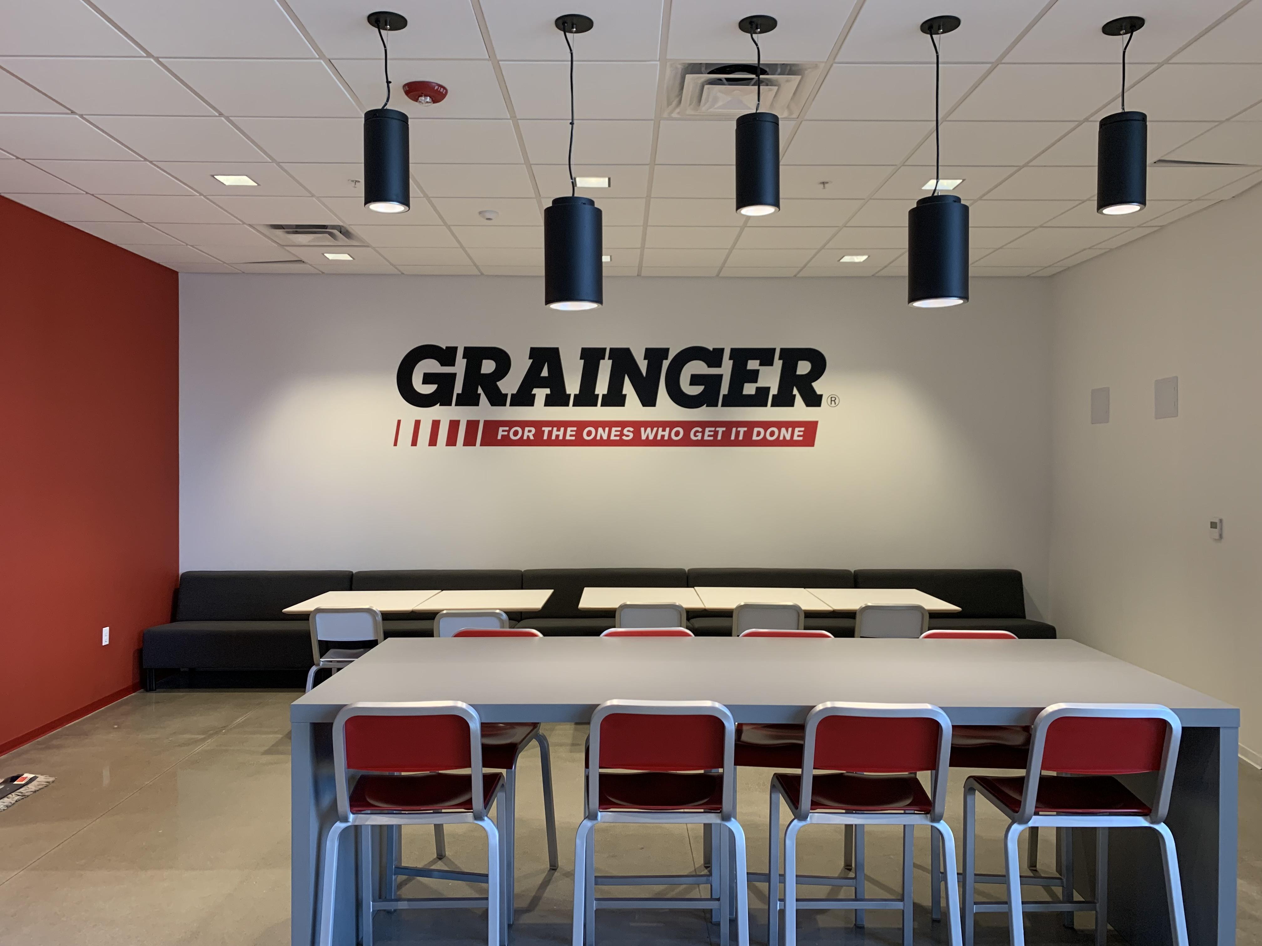 Grainger Wall Sign