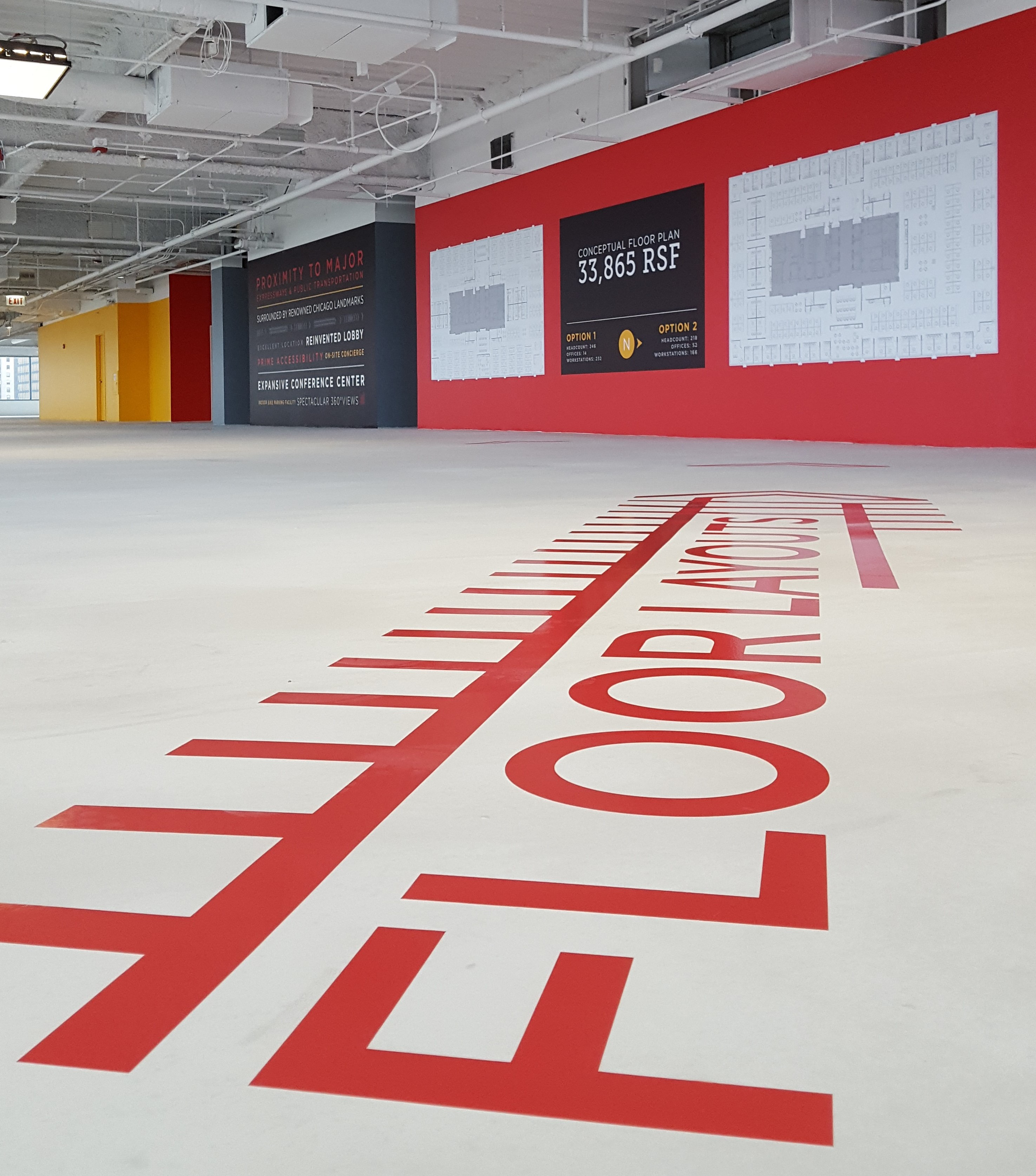 Advantages of Floor and Wall Graphics