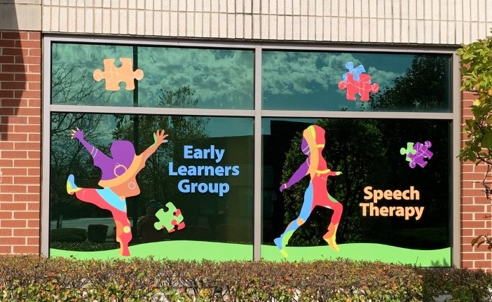 Exterior Signs at Daycare