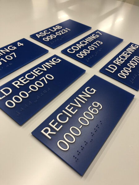 The Importance of Wayfinding and ADA Signage