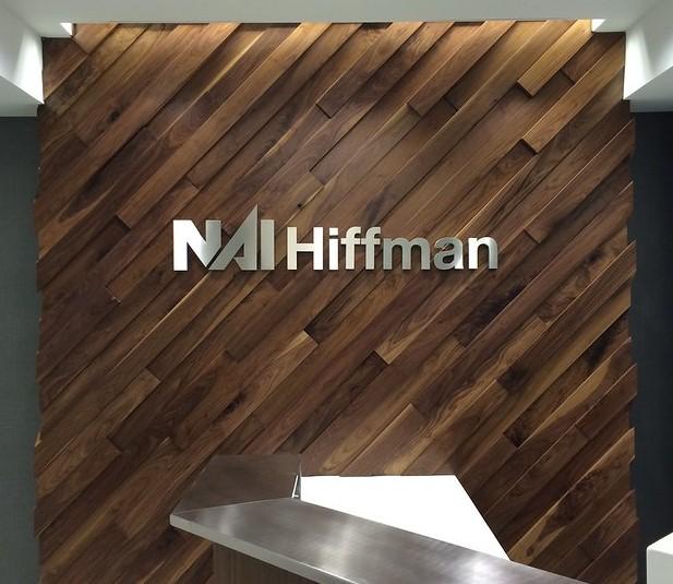 NAIL Hiffman Lobby Sign