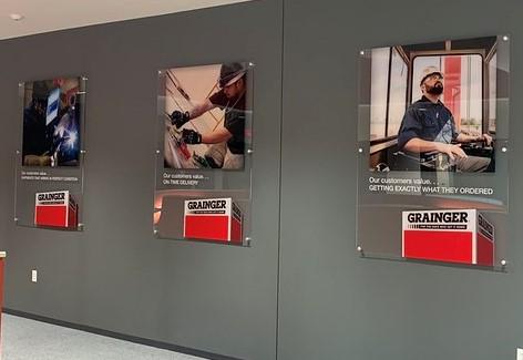 Grainger Wall Graphics