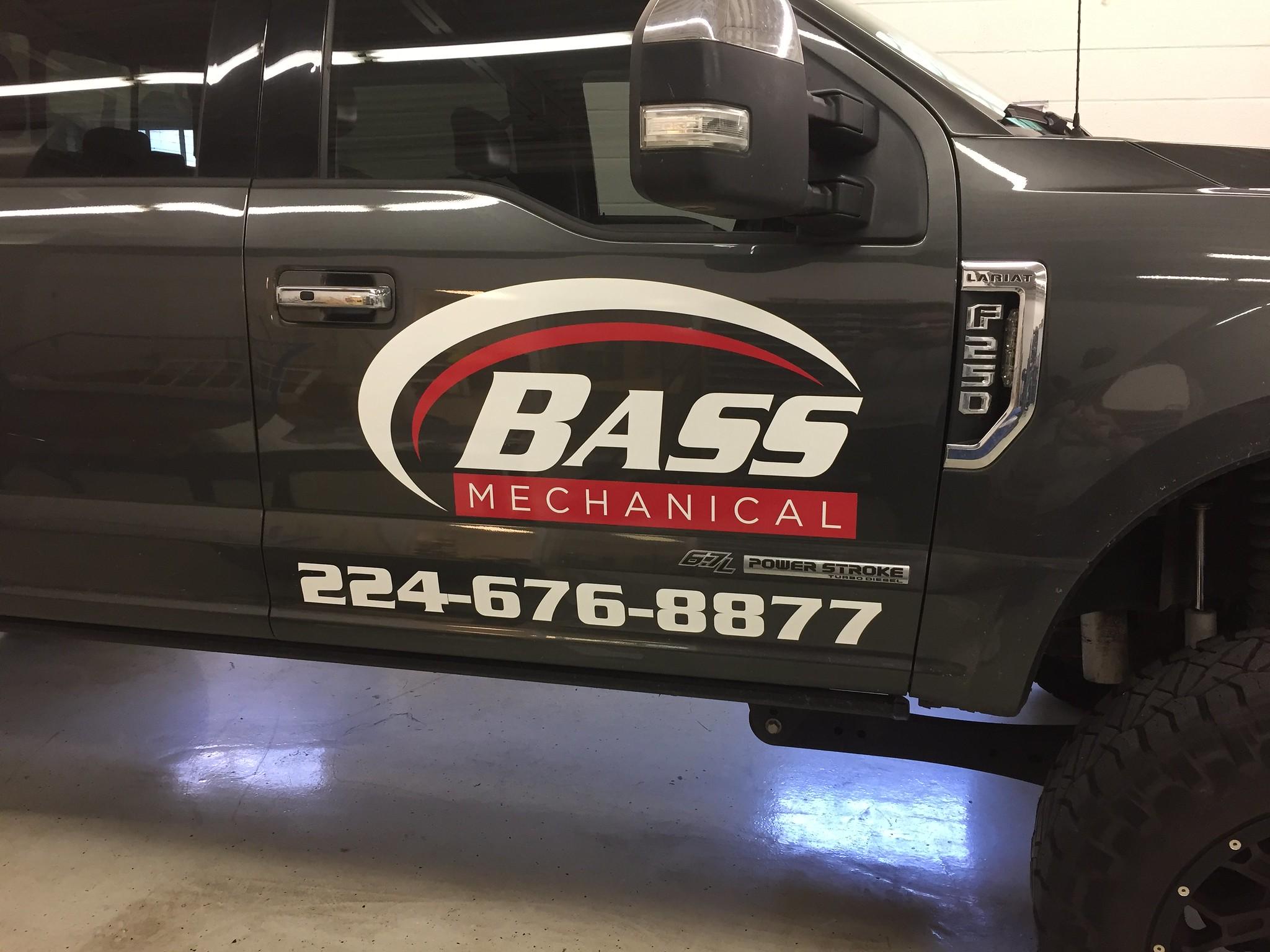 Vehicle branded graphics