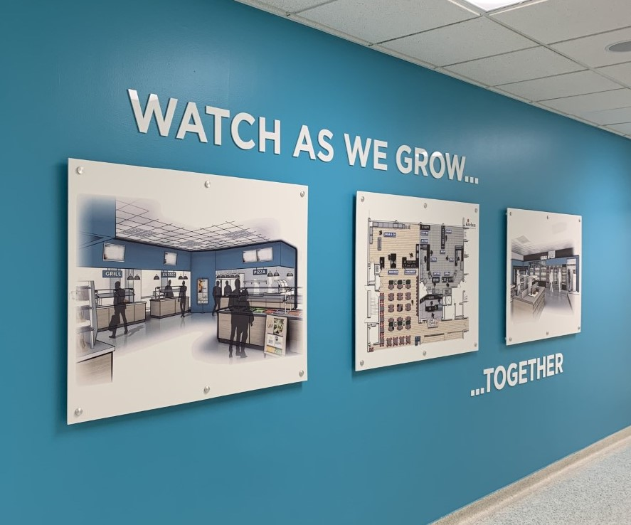 Why Custom Interior Signage Is Essential For Your Business