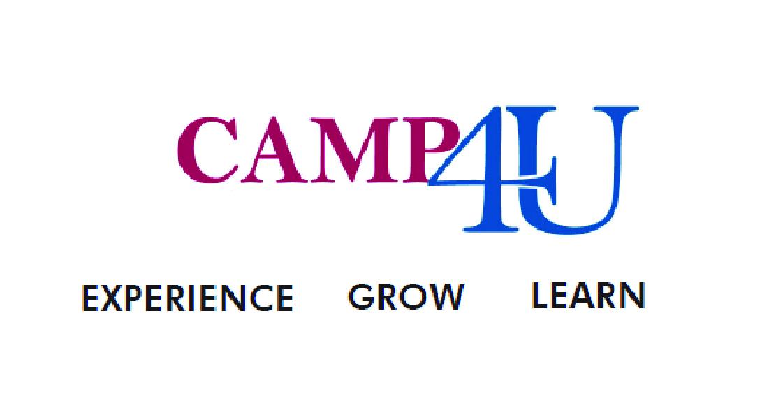 Camp 4 You logo
