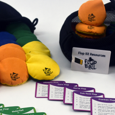 Flop Kits Now Available for Schools, Libraries, and After School Programs