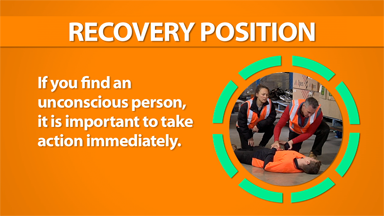 First Aid: Recovery Position