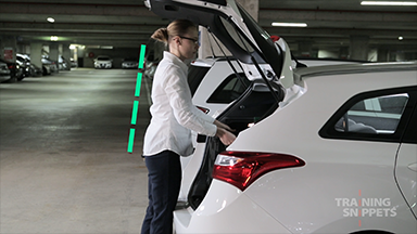 Manual Handling For Cars