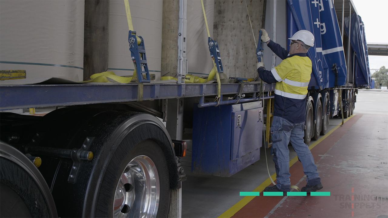 Manual Handling: Ratchet Safety