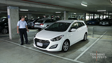 Pre-Operational Checks For Fleet Cars