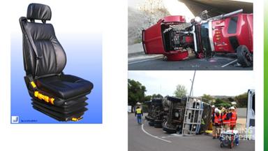 Truck Rollover #2: Preserve The Driver