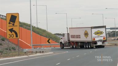 Truck Rollover #7: The 1kph Factor