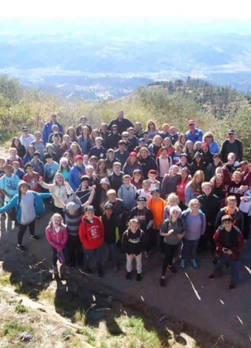 Crowd Christian School in Orange, CA
