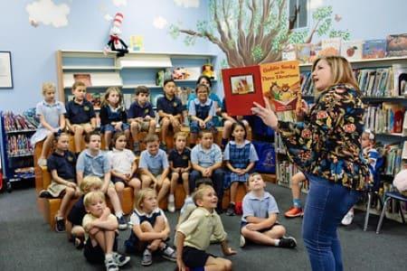 Library Christian School in Orange, CA