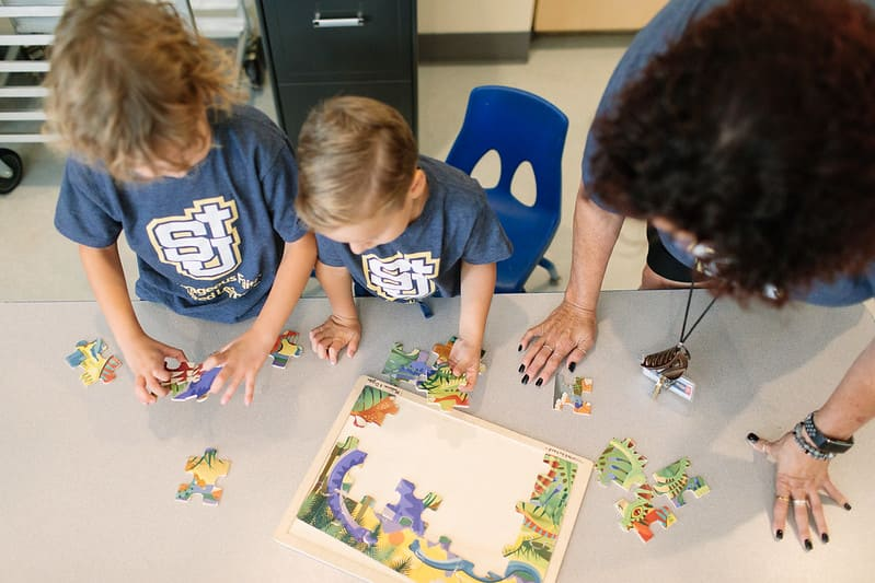Kids Puzzles Christian School in Orange, CA