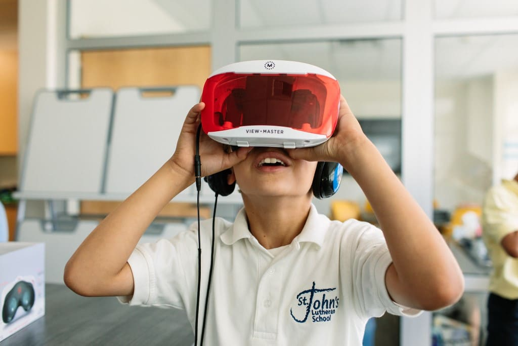 VR Children Christian School in Orange, CA