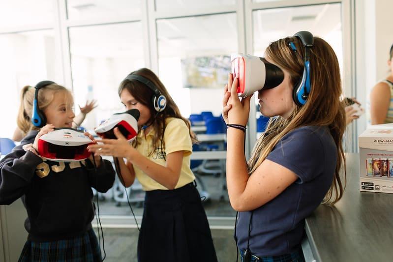 VR Christian School in Orange, CA