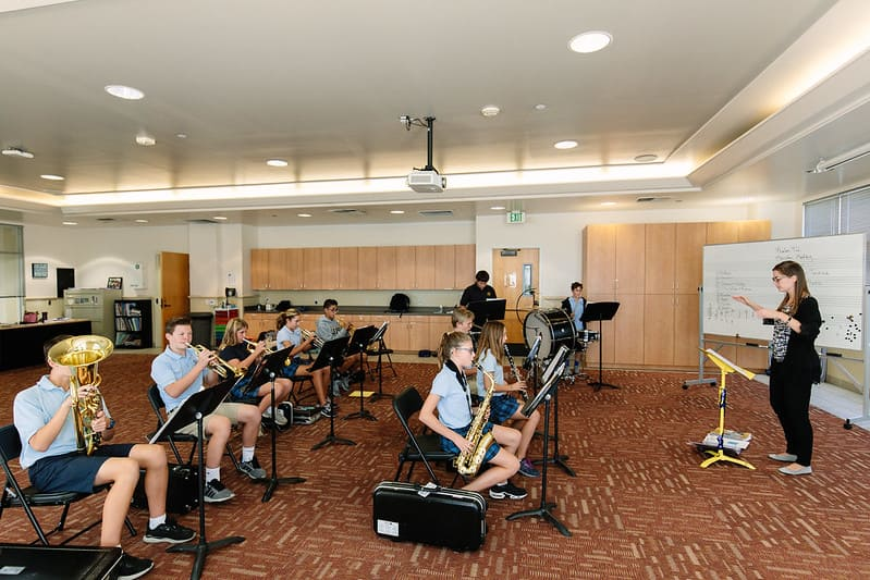 Musicians Christian School in Orange CA