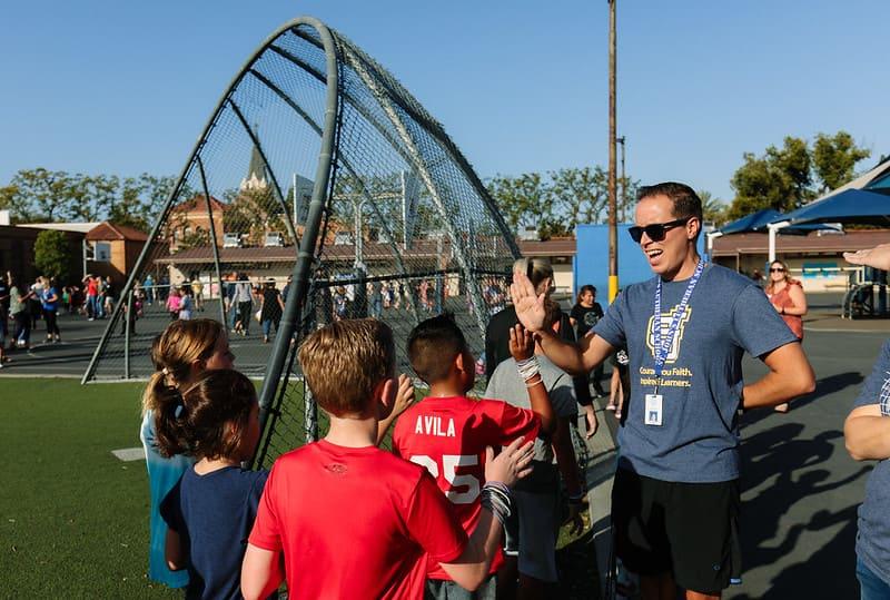 SJLS Marathon Christian School in Orange, CA