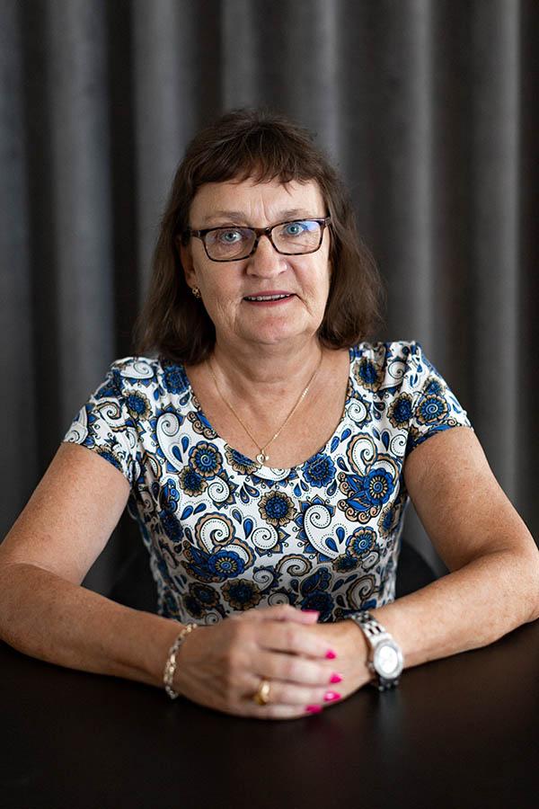 Karin Cronström