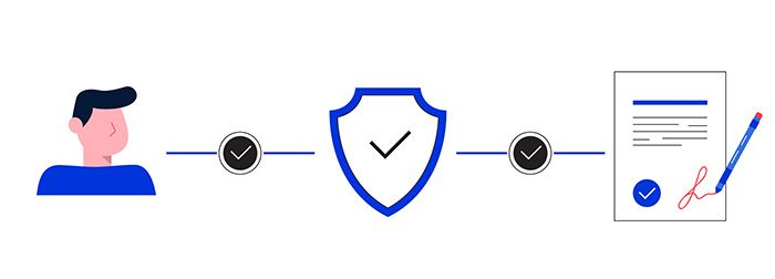 Safety of e-signatures