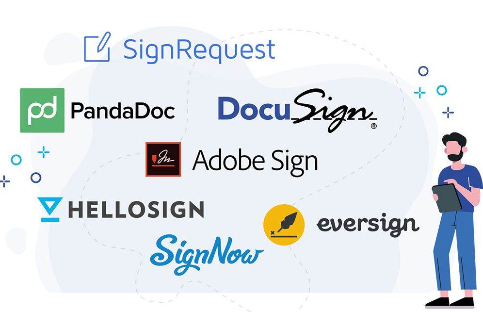 Choosing Your E-signature Solution | a Feature Comparison