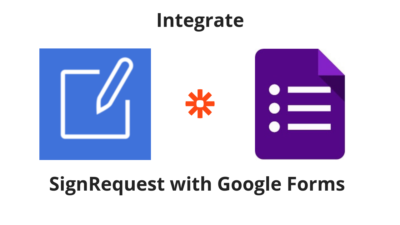 Automate Signing Your Documents with Zapier and Google