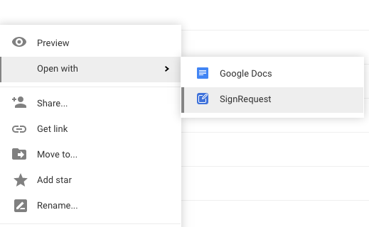 How to Sign Documents with Google Docs, Drive, Gmail and Sheets?